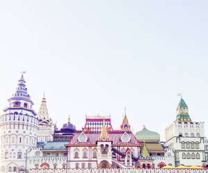 moscow and building image