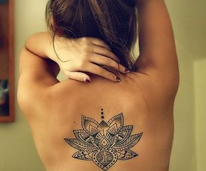 beauty, tatooideas, and fashion image