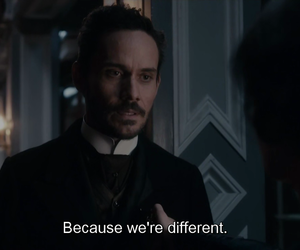 Dracula, penny dreadful, and broken image
