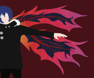 anime, tokyo ghoul, and minimalist image