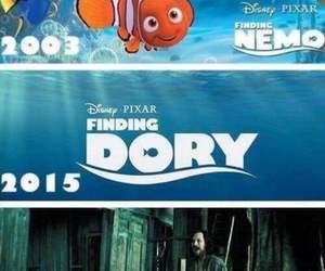 nemo, dory, and finding dory image