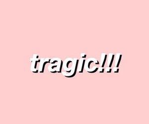 pastel, pink, and tragic image