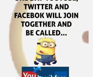 minions, lol, and quote image
