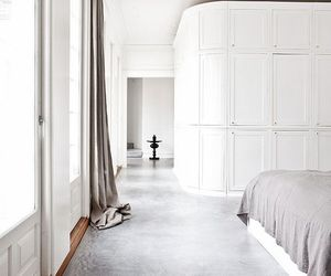 interior, bedroom, and architecture image
