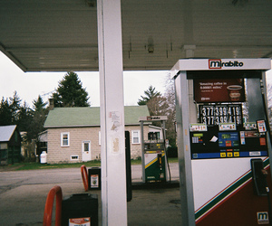 analog, disposable camera, and film image
