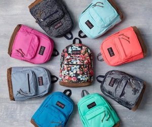 bags, colors, and cool image