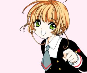 anime, card captor sakura, and tsubasa image