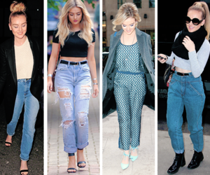 little mix, 2014, and perrie edwards image