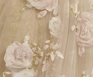 delicate, themes, and dress image