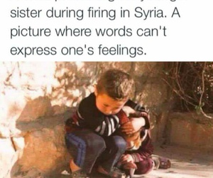 brother, feeling, and syria image