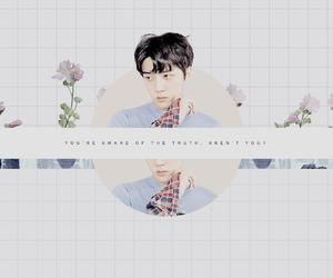 exo, sehun, and pastel image