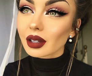 amazing, make up, and makeup image