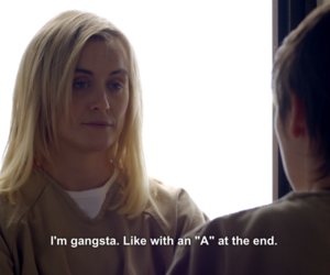 funny, gangsta, and piper image