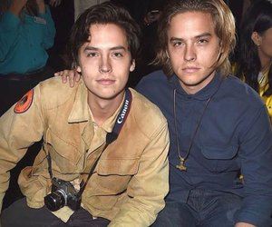 boy, cole sprouse, and dylan sprouse image
