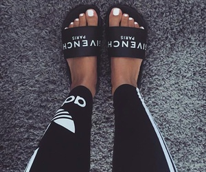 adidas, Givenchy, and black image