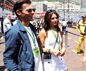 danielle campbell, louis tomlinson, and one direction image