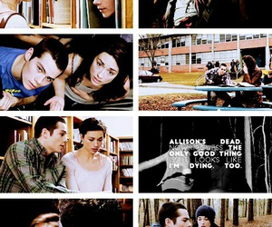 teen wolf, tw, and stiles image