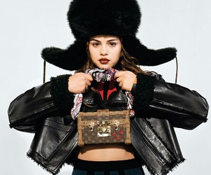 selena gomez, Louis Vuitton, and selena image