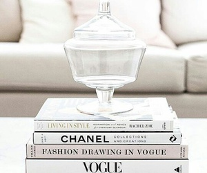 vogue, book, and fashion image