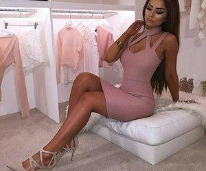 body, chic, and dress image