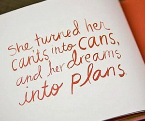 dreams and she image
