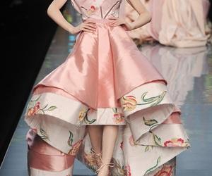 Christian Dior and fashion image