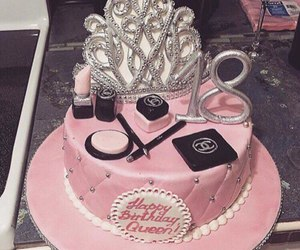 birthday, tasty, and cake image