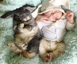 Animales, nene, and baby image