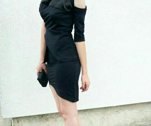 lbd, clutch, and fashion image