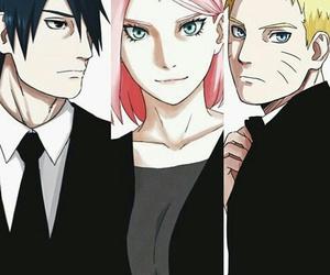 adults, anime, and sasuke image