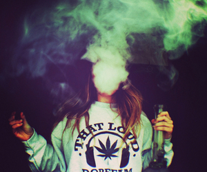 smoke and weed image