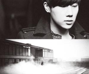 black&white, handsome, and leader image