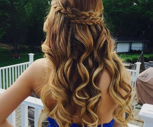 blond, want, and hair goals image