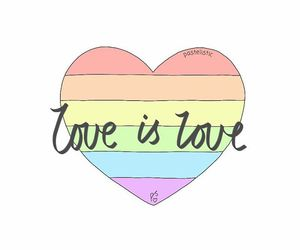 love, gay, and transparent image