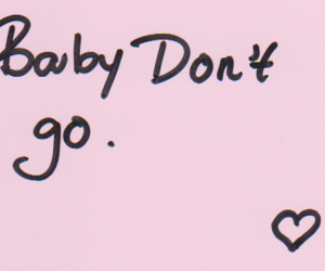 quotes, pink, and baby image