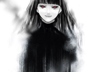 tokyo ghoul, kurona, and tokyo ghoul re image