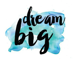 cool, quotes, and dreambig image