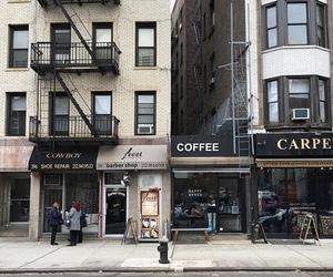 city, fashion, and new york image