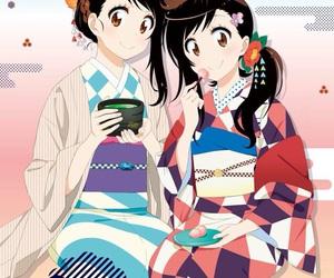 anime, nisekoi, and anime girl image