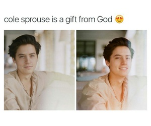 boy, cole sprouse, and cole image