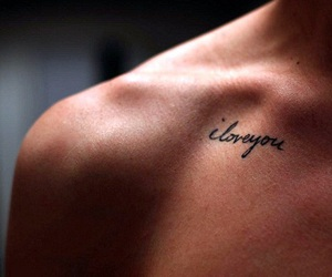 tattoo and I Love You image