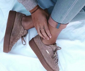 basket, cool, and shoes image