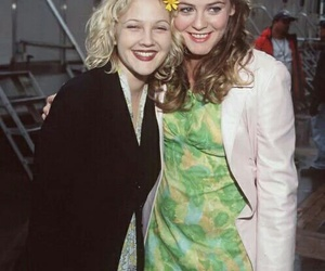 1998, alicia silverstone, and drew barrymore image