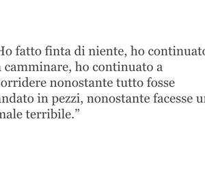 frasi, italiano, and tumblr image