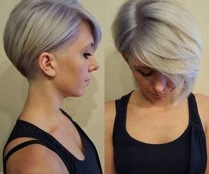 short haircut image