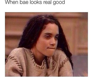 bae, funny, and quote image