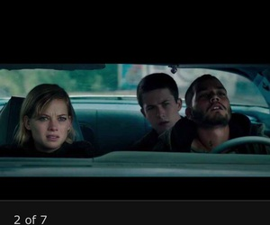 thriller, dylan minnette, and don't breathe image