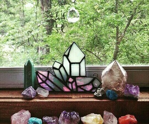 crystals, nature, and quartz image