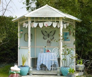 114 Images About Pergola Gazebos Decorating Ideas On We Heart It