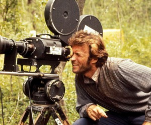 camera, clint eastwood, and realisateur image